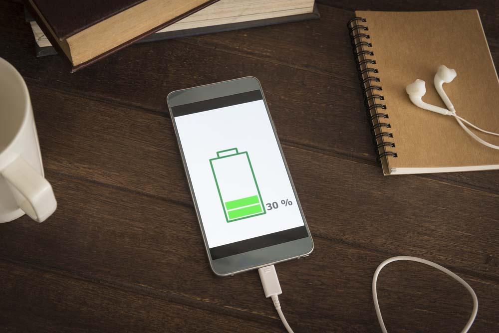 Wat voor batterijen worden in smartphones gebruikt?